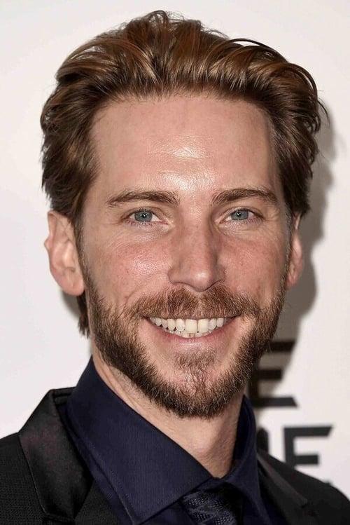 Kép: Troy Baker színész profilképe