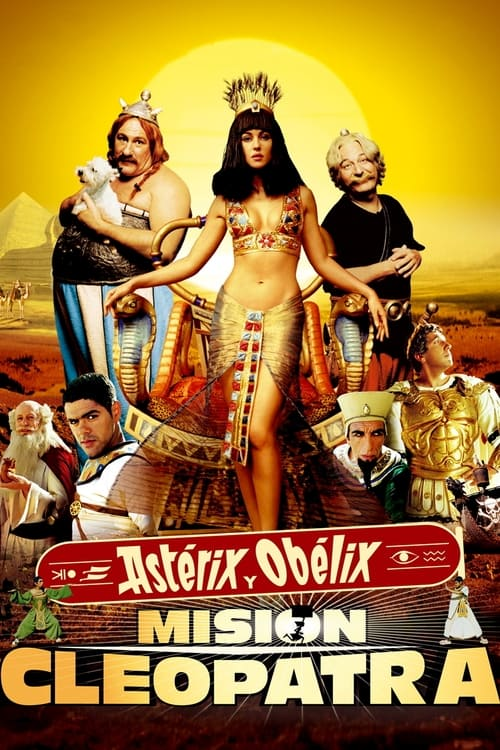 Astérix et Obélix Mission Cléopâtre