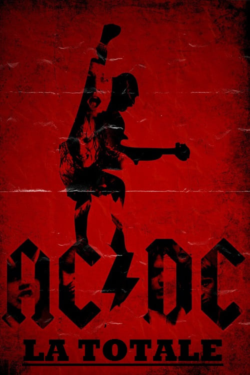 ACDC La totale, Concert & Clips poster