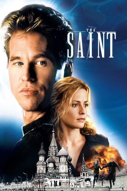 The Saint - Poster