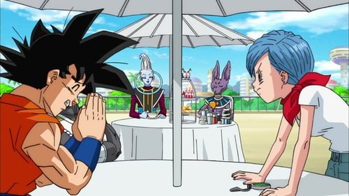Dragon Ball Super: Season 1 – Episod Combat Matches Are a Go! The Captain Is Someone Stronger Than Goku!