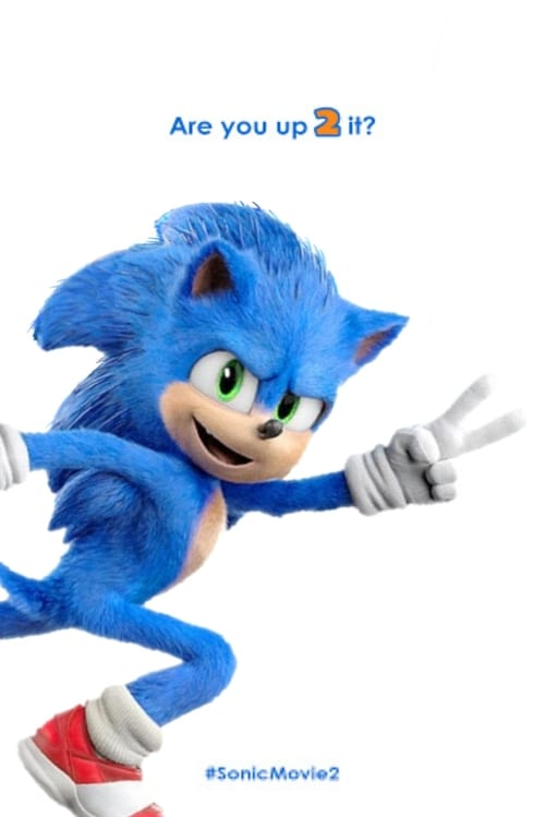 Sonic 2 (2022) Poster