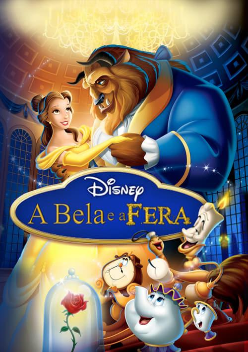Assistir A Bela e a Fera - HD 720p Dublado Online Grátis HD