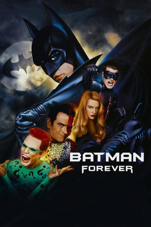 Largescale poster for Batman Forever