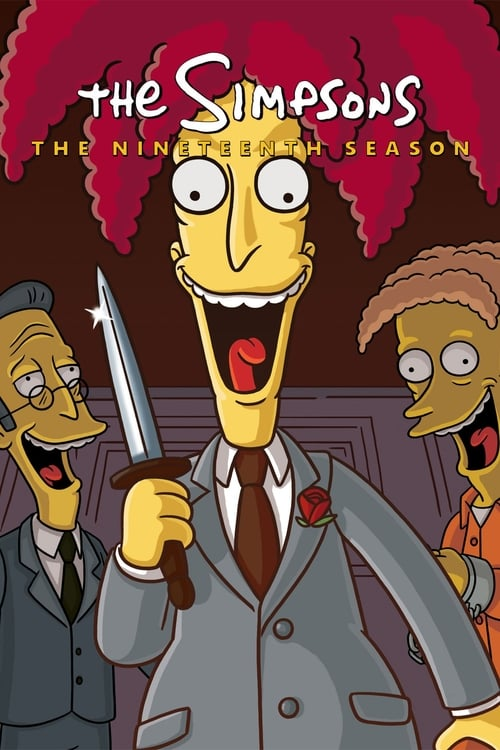 The Simpsons - Season 19