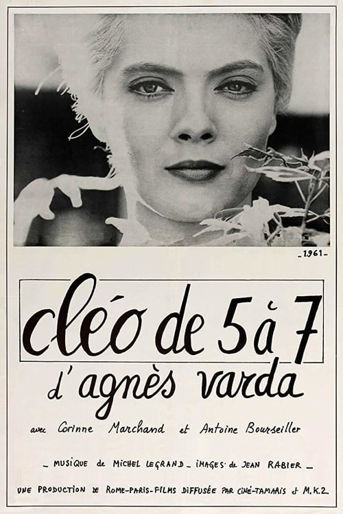 Regarder Cléo de cinq à sept (1962) Streaming HD FR