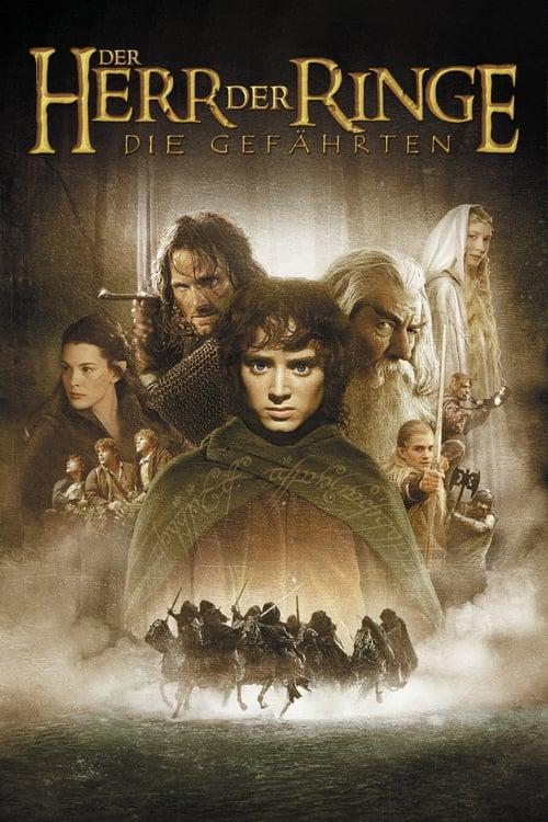 Der Herr der Ringe - Die Gefährten - Poster