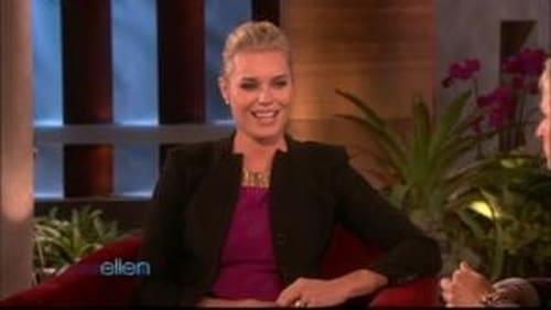 The Ellen DeGeneres Show - Season 7 - Episode 16: Rebecca Romijn