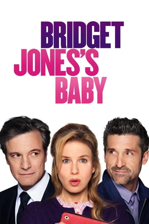 Bridget Jones's Baby - Poster