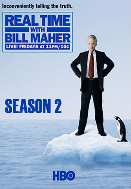 Real Time with Bill Maher Season 2