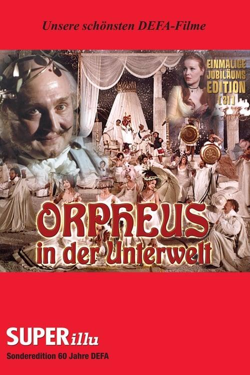 Film Orpheus in der Unterwelt Plein Écran Doublé Gratuit en Ligne 4K HD