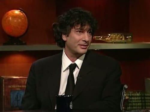 The Colbert Report: Season 5 – Episod Jonathan Chait, Neil Gaiman