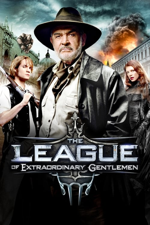 Download The League of Extraordinary Gentlemen (2003) Full Movie