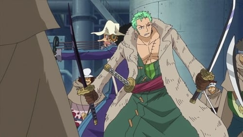One Piece: Dress Rosa Arc – Episod The Final Round Starts! Diamante The Hero Shows Up!