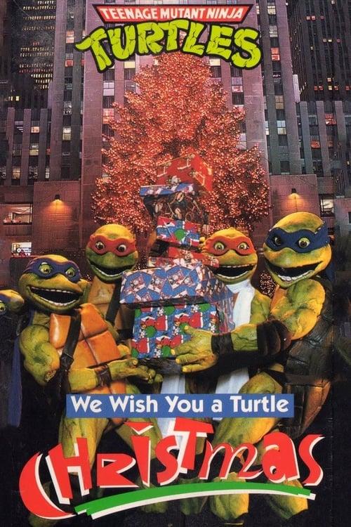 Teenage Mutant Ninja Turtles: We Wish You a Turtle Christmas (1994) Poster