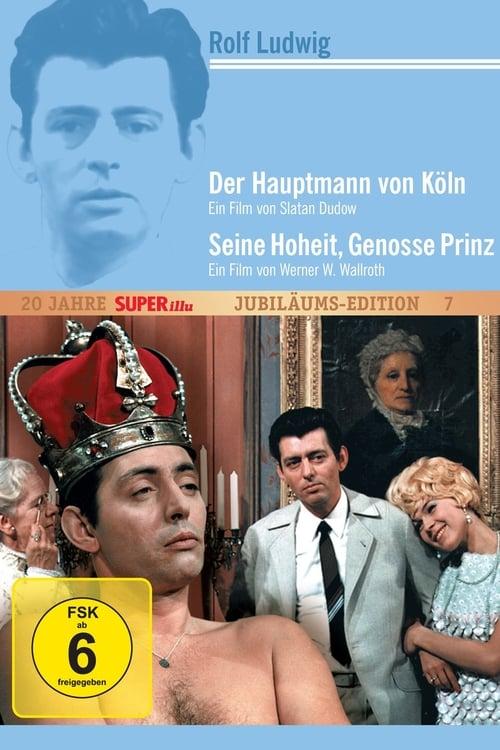 Mira La Película Seine Hoheit – Genosse Prinz En Buena Calidad Hd 1080p