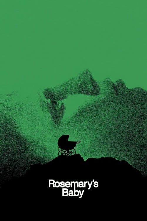 Largescale poster for Rosemary's Baby