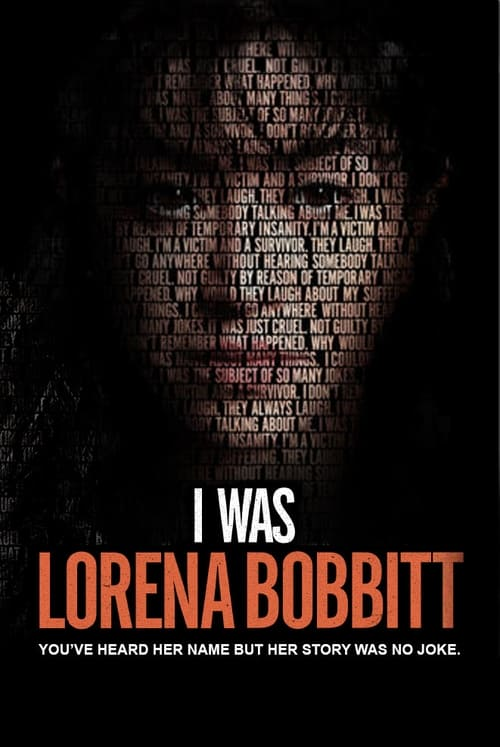 I Was Lorena Bobbitt Poster
