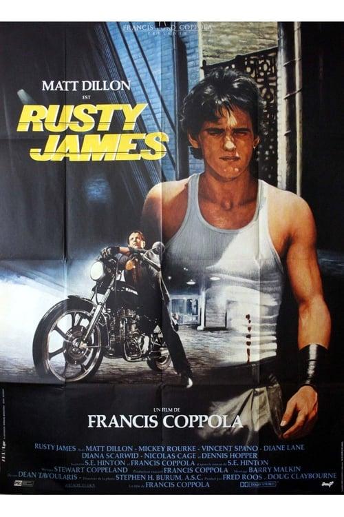 Regarder Rusty James (1983) Streaming HD FR