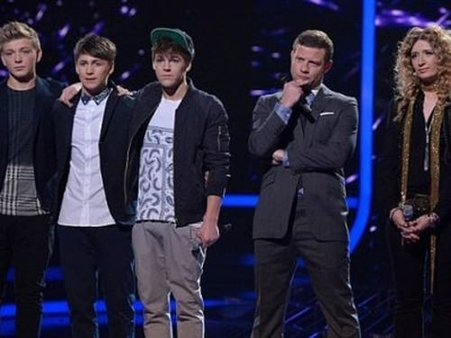 The X Factor 2012 Imdb Tv Show: Season 9 – Episode Live Show 2 Results