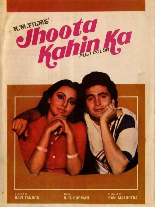 مشاهدة Jhoota Kahin Ka في ذات جودة عالية HD 1080p