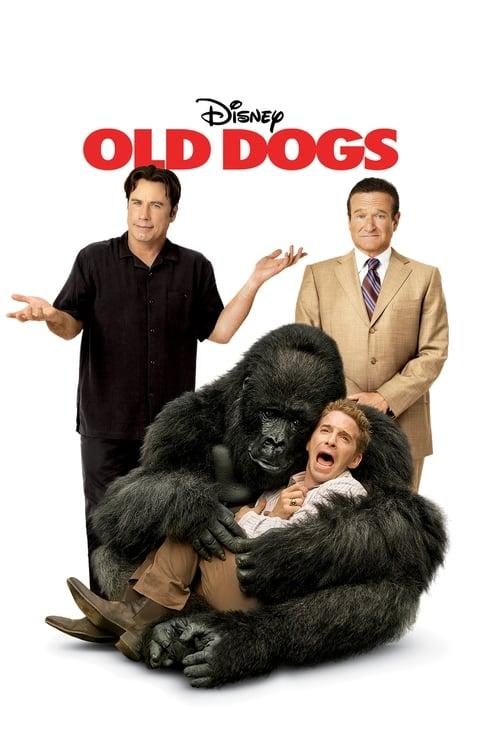 Old Dogs - Daddy oder Deal - Komödie / 2010 / ab 6 Jahre
