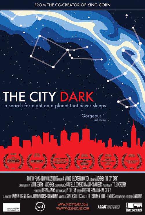 The City Dark (2012) Poster