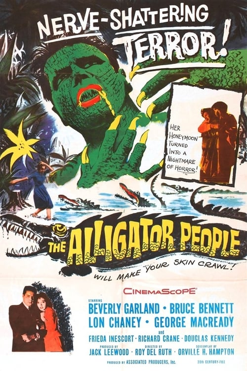 Sledujte Film The Alligator People S Titulky Online