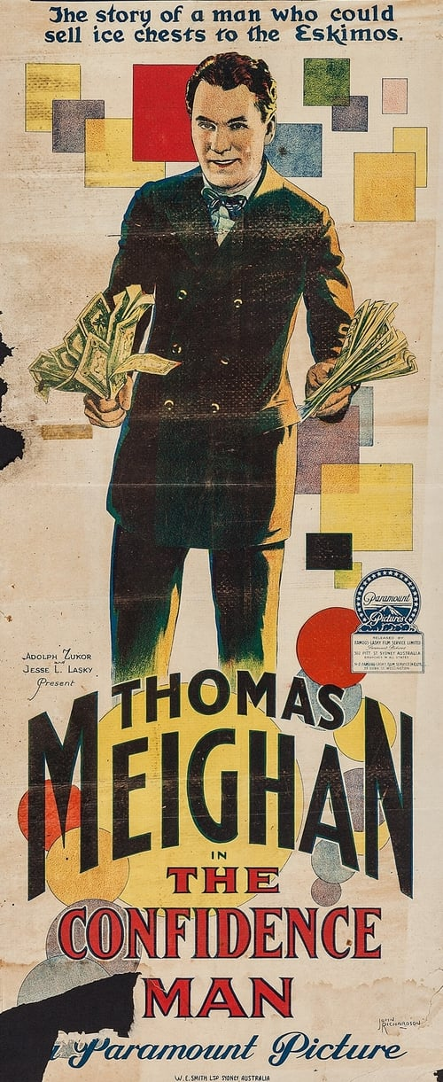 The Confidence Man (1924)