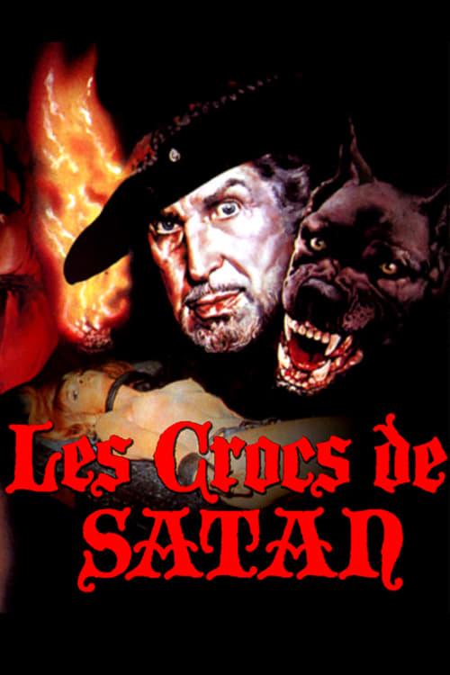 Jaquette/Covers Les Crocs de Satan (Cry of the Banshee)