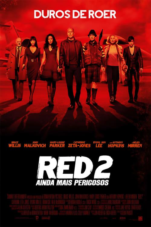 Filme RED 2 - Aposentados e Ainda Mais Perigosos De Boa Qualidade