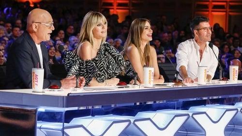 America's Got Talent: Season 15 – Épisode Auditions 1