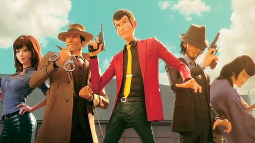 Subtitles Lupin III: The First (2019) in English Free Download | 720p BrRip x264