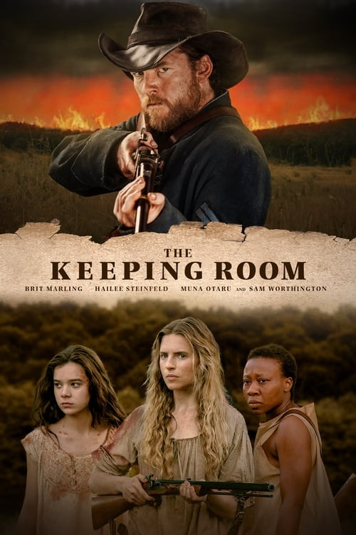 The Keeping Room (2014) Poster
