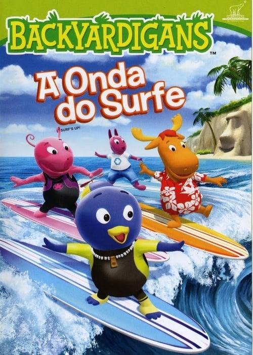 The Backyardigans - Surf's Up MEGA