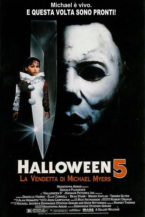 Halloween 5 - La vendetta di Michael Myers (1989)