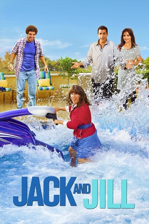 Streaming Jack and Jill (2011) Best Quality Movie