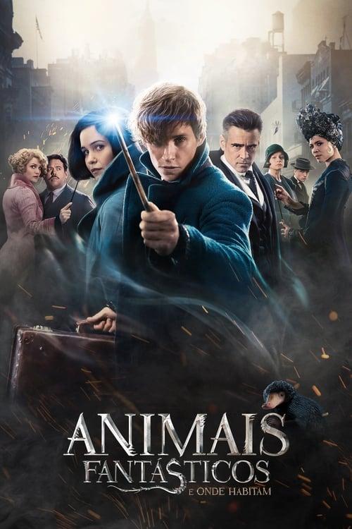 Filme Animais Fantásticos e Onde Habitam Completo