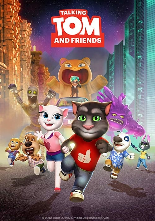 Talking Tom and Friends Season 4