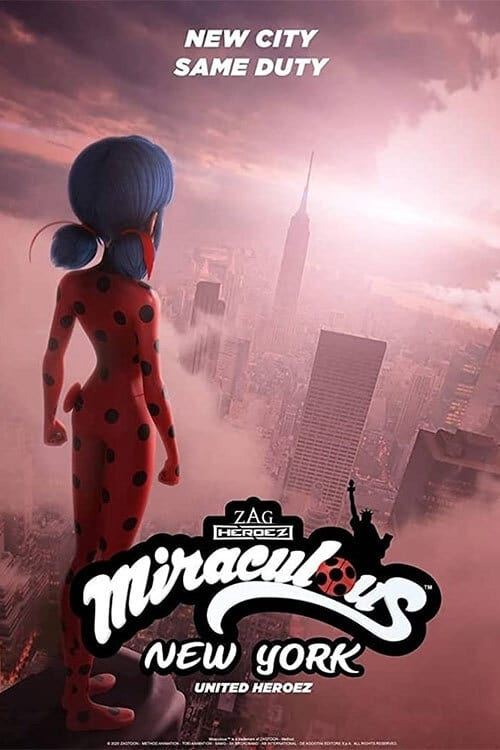 Image Miraculous World: New York – United HeroeZ
