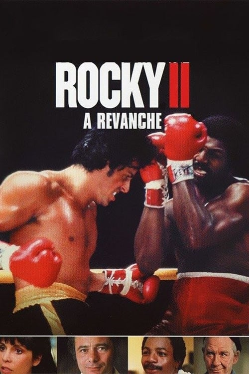 Imagens Rocky II -  A Revanche