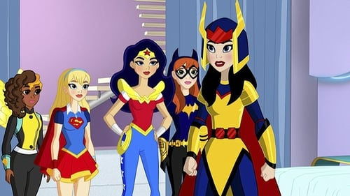 DC Superhero girls: Héroe del año
