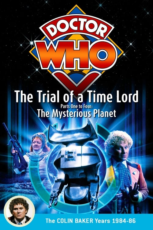 فيلم Doctor Who: The Mysterious Planet في نوعية جيدة HD 720p