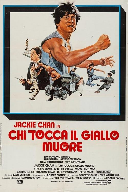 Chi tocca il giallo muore (1980)
