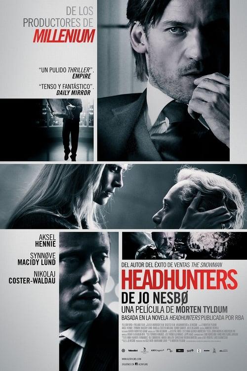 Película Headhunters Gratis En Línea