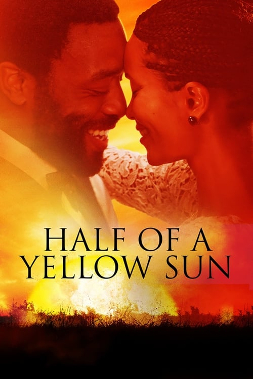 The poster of Half of a Yellow Sun