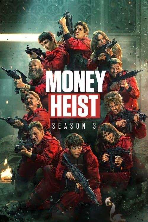 Subtitles Money Heist Season 3 in English Free Download