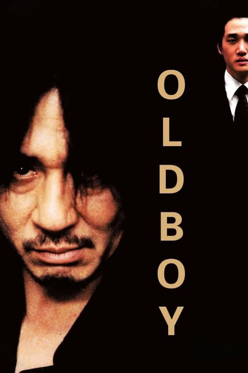 Largescale poster for Oldboy