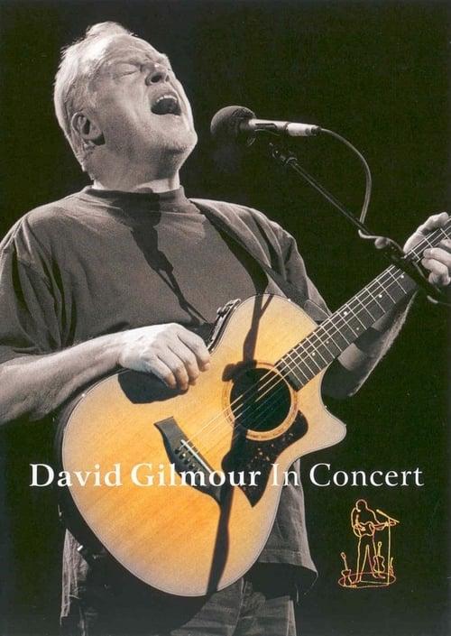 David Gilmour: Meltdown Concert