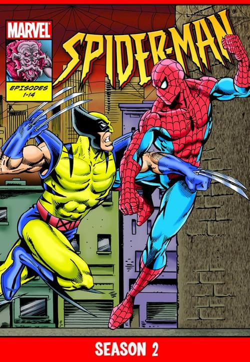 Spider-Man: Saison 2
